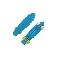 Choke Juicy Susi Board Classic Skateboard blau