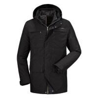 Schöffel 3in1 Jacket Groningen Funktionsjacke schwarz