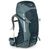 Osprey Ariel 65 AG Trekkingrucksack Backpacking grau