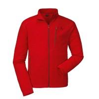Schöffel Fleece Jacket Monaco1 Fleecejacke rot