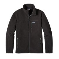 Patagonia Classic Synchilla Jacket Fleecejacke schwarz