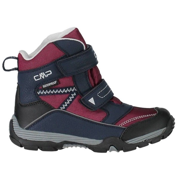 CMP Pyry Kids Snow Boots WP Kinder Winterstiefel rot