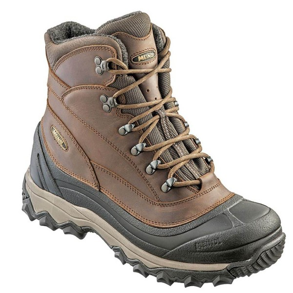 Meindl Wengen Pro Canadian Boots Winterschuhe braun