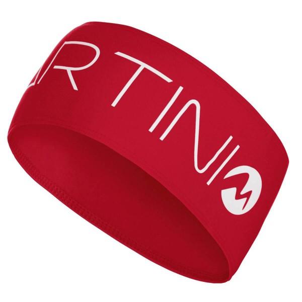 Martini Fire Headband Stirnband rot