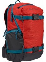 Burton Woman's Riders Pack Rucksack Coral Ripstop rot
