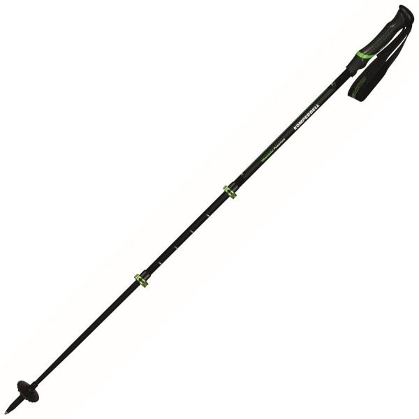 Komperdell Hikemaster Powerlock Trekkingstöcke verstellbar schwarz