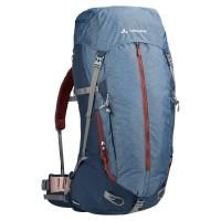 Vaude Brentour 45 plus 10 Trekkingrucksack Backpacking blau