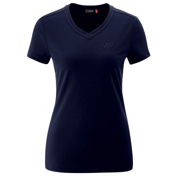 Maier Sports Trudy Damen T-Shirt dunkelblau