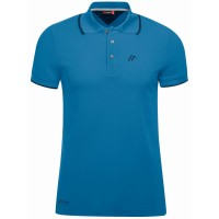 Maier Sports Comfort Polo Shirt imperial blau