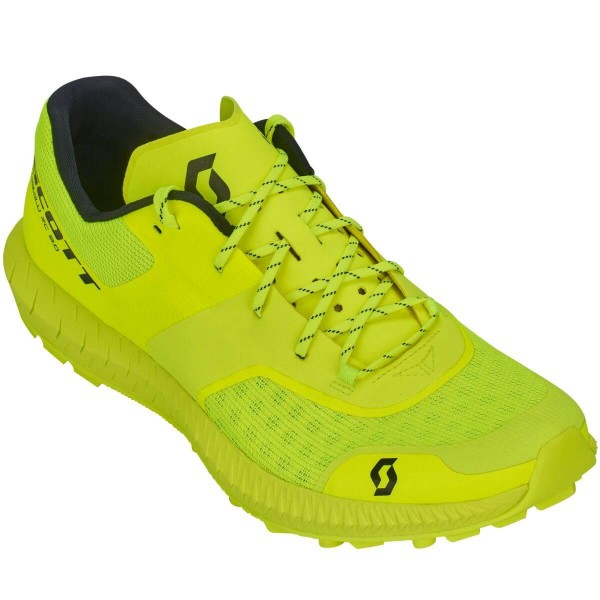 Scott SCO Shoe Kinabalu RC 2.0 Laufschuhe gelb