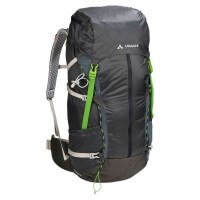Vaude Zerum 48 plus LW Trekkingrucksack Backpacking schwarz