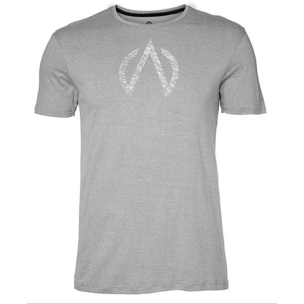 North Bend ExoWool Tee T-Shirt grau