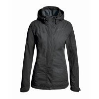 Maier Sports Metor Damen Outdoorjacke im Set mit Polo-Shirt schwarz