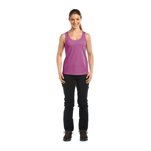 Maier Sports Petra Damen Top Shirt violett
