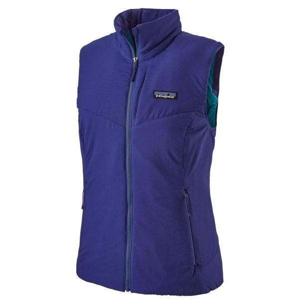 Patagonia Nano Air Vest Damen Funktionsweste blau