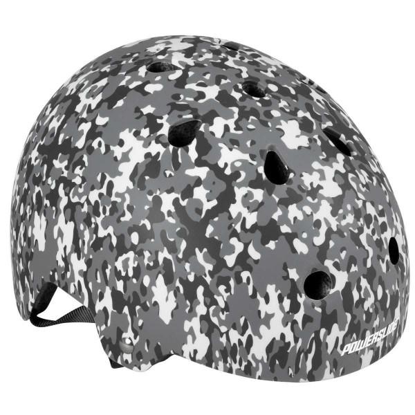 Powerslide Helmet Pro Urban Skater Helm camouflage