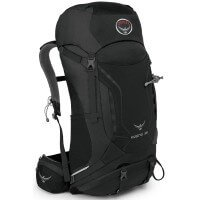 Osprey Kestrel 38 Wanderrucksack Backpacking grau