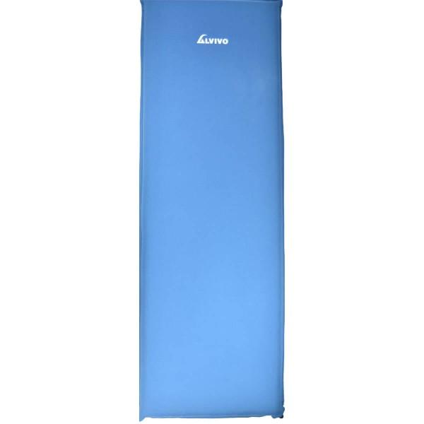 Alvivo Matte Sleep Komfort 5 Isomatte blau