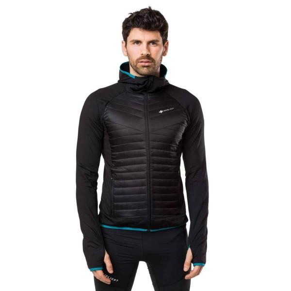 Raidlight Active Hybrid Jacket Laufjacke schwarz