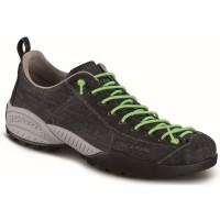 Scarpa Mojito Denim Sneaker Damen Trekkingschuhe schwarz