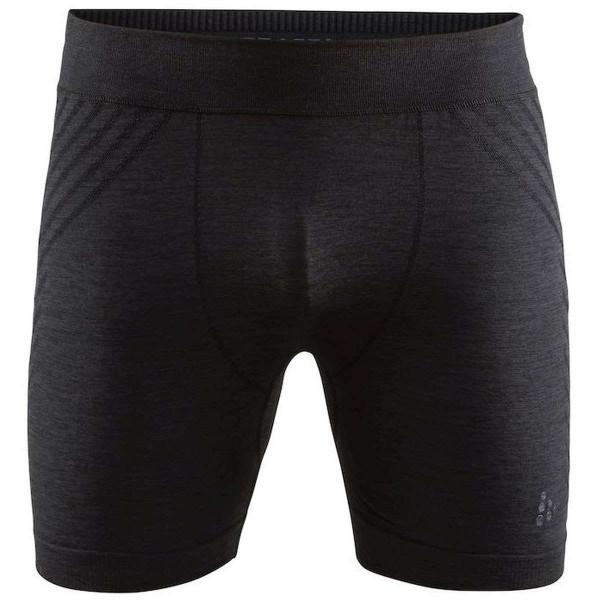 Craft Fuseknit Comfort Boxer Unterhose schwarz
