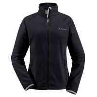 VAUDE Smaland Jacket Damen Fleecejacke schwarz