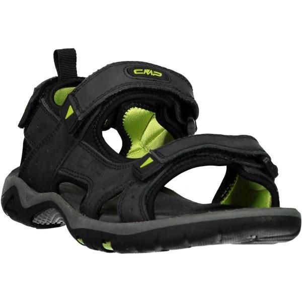 CMP Almaak Hiking Sandalen schwarz