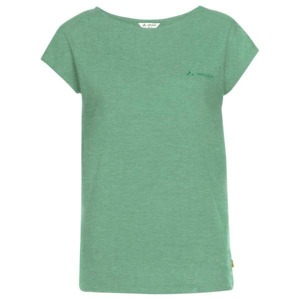 VAUDE Womens Moja Shirt III Damen T-Shirt grün