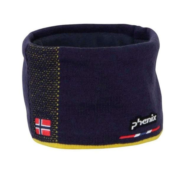 Phenix Norway Alpine Team Head Bank Stirnband blau