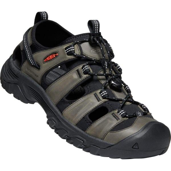 Keen Targhee III Sandal Sandalen grau