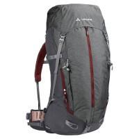 Vaude Brentour 45 plus 10 Trekkingrucksack Backpacking grau