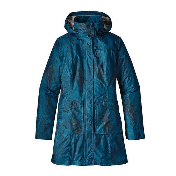 Patagonia Torrentshell City Coat Regenjacke schwarz