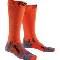 X-Socks Run Energizer Sportsocken Laufsocken orange