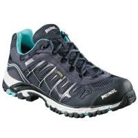 Meindl Cuba Lady GTX Nordic Walking Schuhe blau