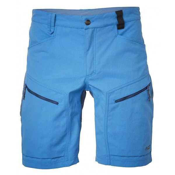North Bend Trekk Shorts Wanderhose kurz blau