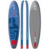 """Starboard Blend Deluxe DC 11'2"""" x 32"""" iSUP Board 2018"""