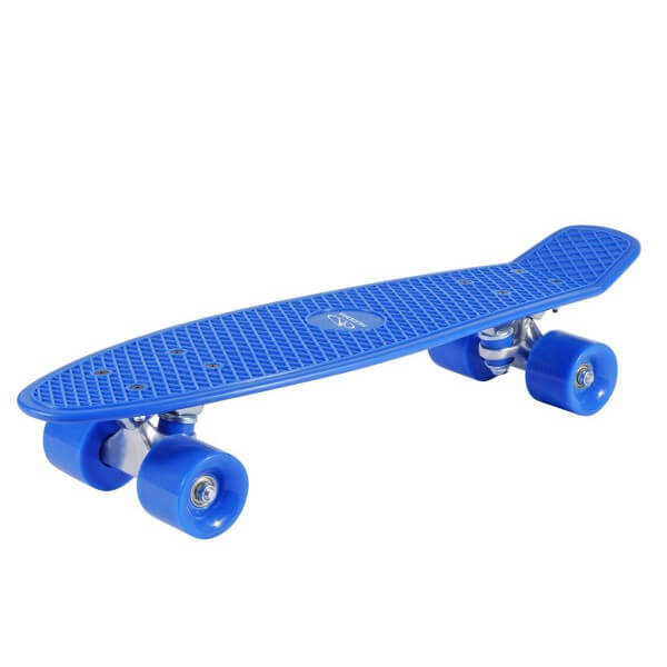 Hudora Skateboard Retro Sky Blue