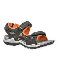 Kamik Lobster Kinder Sandalen orange