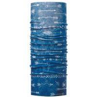 Buff High UV Junior Kinder Multifunktionstuch blau