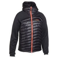 Phenix Snow Force Middle Jacket Midlayer Funktionsjacke schwarz