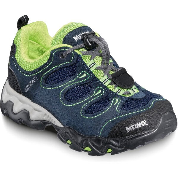 Meindl Tarango Junior Kinder Trekkingschuhe blau mint