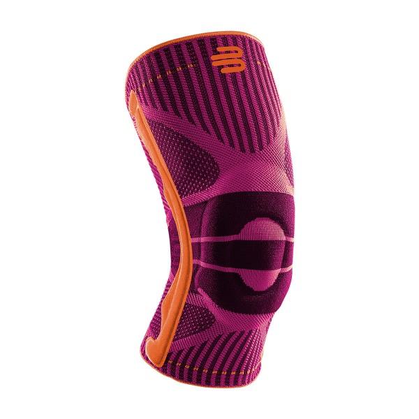 Bauerfeind Sports Knee Support Knie Bandage pink