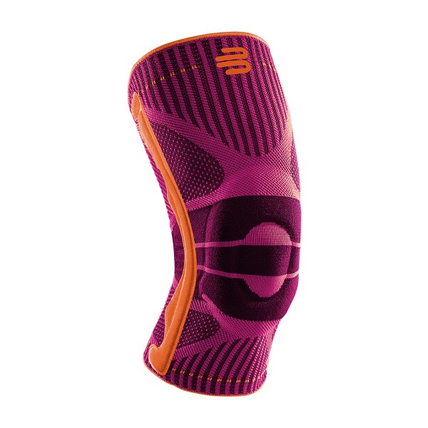 Bauerfeind Sports Knee Support Knie Bandage pink