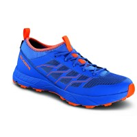 Scarpa Atom SL GTX Laufschuhe blau orange