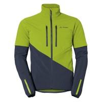 VAUDE Primasoft Jacket Radjacke grün blau