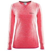 Craft Active Comfort RN LS Damen Funktionsshirt langarm rot