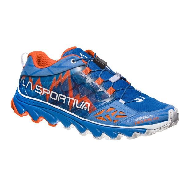 La Sportiva Helios 2.0 Woman Damen Trail Running Laufschuhe blau