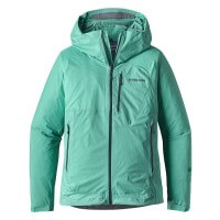 Patagonia Stretch Rainshadow Jacket Damen Funktionsjacke grün