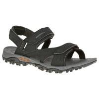 Merrell Mojave Sport Sandal Freizeit Sandalen schwarz