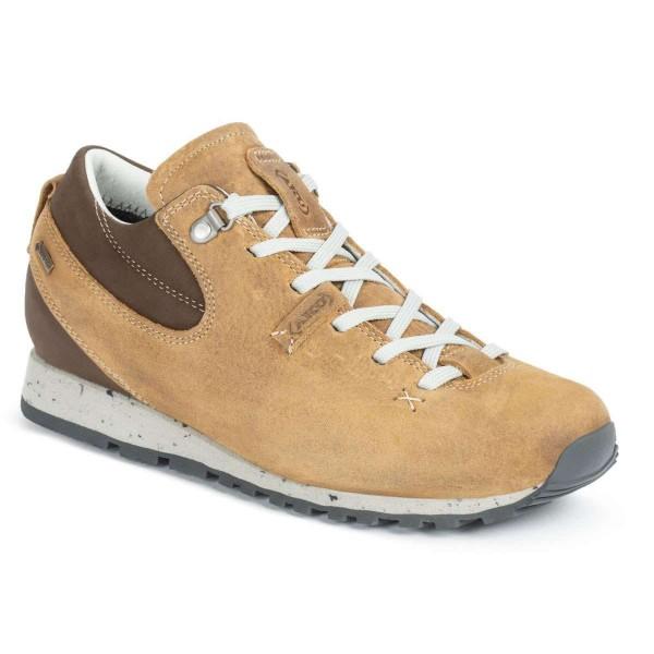 AKU Bellamont Gaia FG GTX Damen Sneaker beige